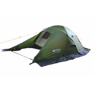 Палатка Terra Incognita Baltora 2 green Фото