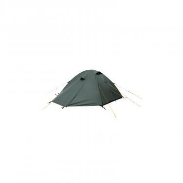 Палатка Terra Incognita Platou 3 darkgreen Фото 2