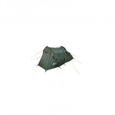 Палатка Terra Incognita Era 2 Alu darkgreen Фото 5