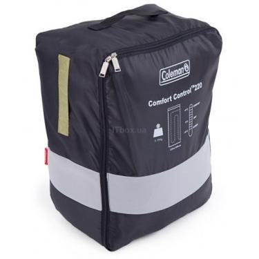 Спальный мешок Coleman COMFORT CONTROL 220 SLEEP BAG Фото 2