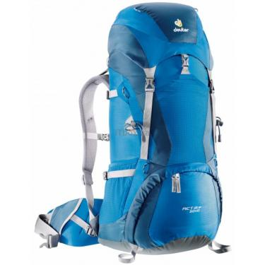 Рюкзак Deuter ACT Lite 50+10 bay-midnight Фото