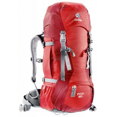 Рюкзак Deuter Fox 30 fire-cranberry Фото