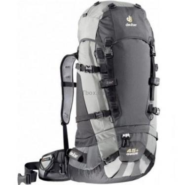 Рюкзак Deuter Guide 45+ anthracite-silver Фото