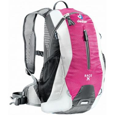 Рюкзак Deuter Race X magenta-white Фото