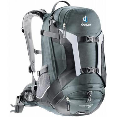 Рюкзак Deuter Trans Alpine 25 granite-black Фото