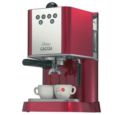 Кофеварка Gaggia New Baby Dose red Фото 1