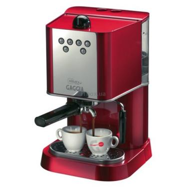 Кофеварка Gaggia New Baby Dose red Фото