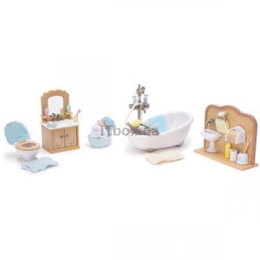 Игровой набор Sylvanian Families Ванная комната Фото 1