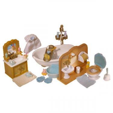 Игровой набор Sylvanian Families Ванная комната Фото