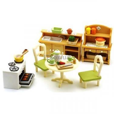 Игровой набор Sylvanian Families Кухня Фото