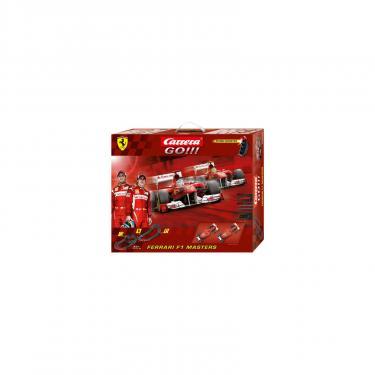 Автотрек Carrera Go Ferrari F1 Masters Фото 1