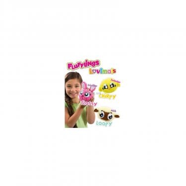 Интерактивная игрушка Flufflings Лохматик Шелковистый крольчонок Фото 2
