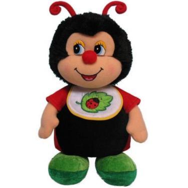 Мягкая игрушка Lava Кукла Божья Коровка Фото