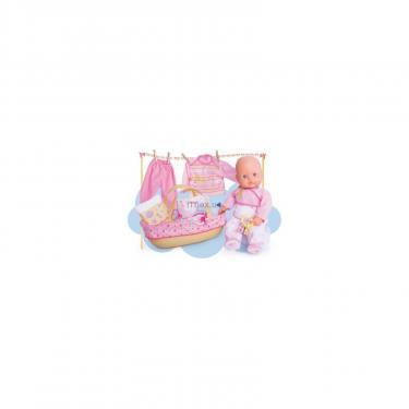 Кукла Nenuco с набором аксессуаров для новорожденного Фото 1
