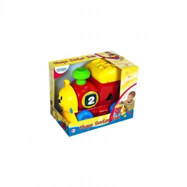 Развивающая игрушка BeBeLino Поезд Фото 1