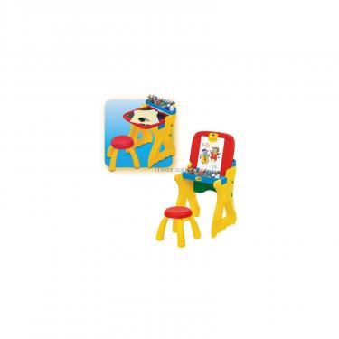 Набор для творчества Crayola со стульчиком и настольным мольбертом Фото 1