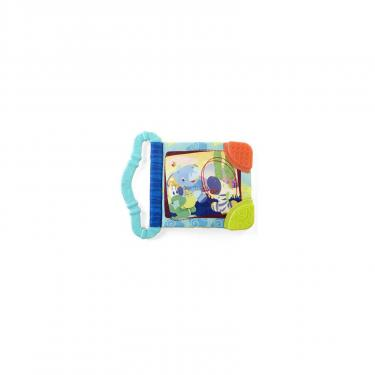Развивающая игрушка Kids II Мягкая книга с прорезывателем Фото