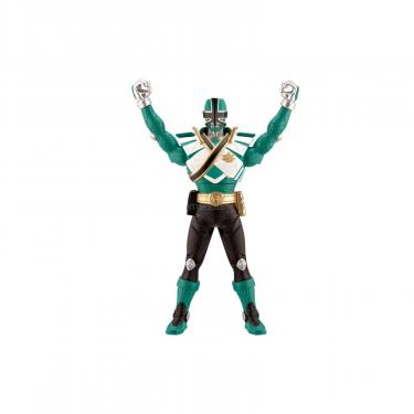 Фигурка Power Rangers Зеленый рейнджер-Превращение Фото 1