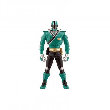 Фигурка Power Rangers Зеленый рейнджер-Превращение Фото 2