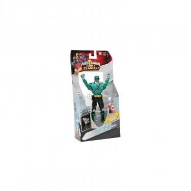 Фигурка Power Rangers Зеленый рейнджер-Превращение Фото 3