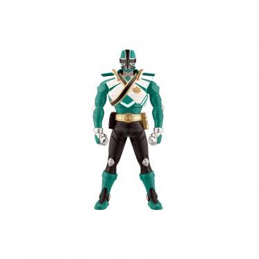 Фигурка Power Rangers Зеленый рейнджер-Превращение Фото