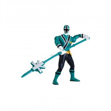 Фигурка Power Rangers Зеленый рейнджер с мечом Фото