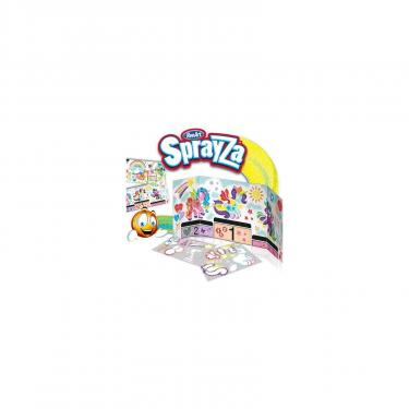 Набор для творчества Renart SprayZa Приключение пони: 12 фломастеров, 6 трафар Фото 1