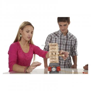 Настольная игра Hasbro Дженга Бум Фото 3
