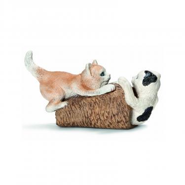 Фигурка Schleich Играющие котята Фото
