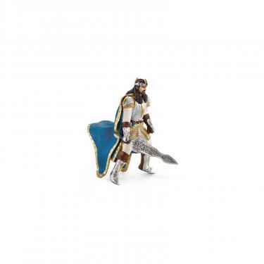 Фигурка Schleich Король-рыцарь Грифона верхом на коне Фото 1
