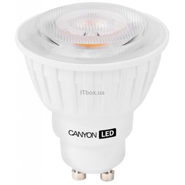 Лампочка CANYON LED MRGU10/5W230VN60 Фото