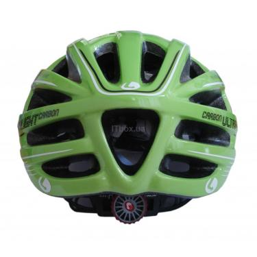 Шлем Limar Carbon Ultralight Green Size L Фото 2