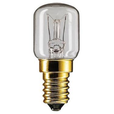 Лампочка PHILIPS E14 25W 230-240V T25 CL OV 1CT Appl Фото
