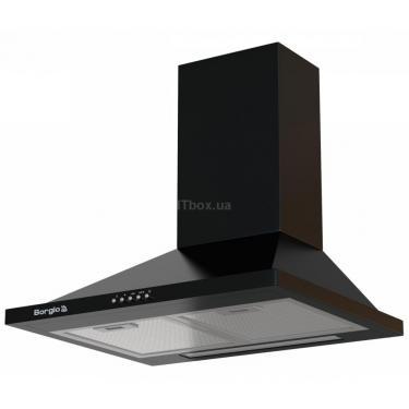 Вытяжка кухонная Borgio BHK 50 black Фото