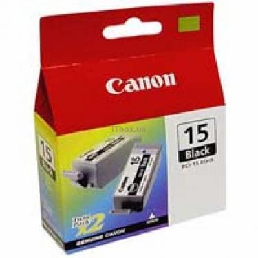 Картридж Canon BCI-15 Black Фото 1