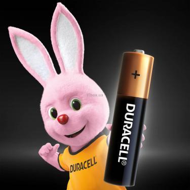 Батарейка Duracell AAA MN2400 LR03 * 4 Фото 2