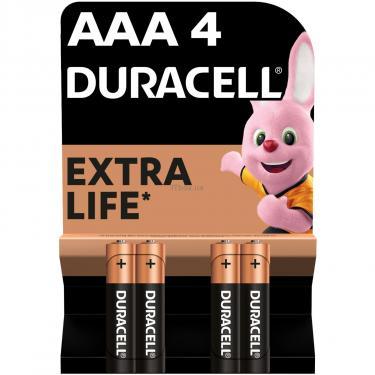 Батарейка Duracell AAA MN2400 LR03 * 4 Фото