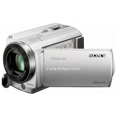 Цифровая видеокамера SONY DCR-SR68E Фото 1