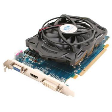 Видеокарта Sapphire Radeon HD 4670 1024Mb Фото 1