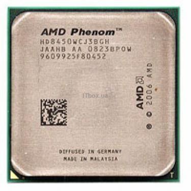 Процессор AMD Phenom X3 8450 Фото 1