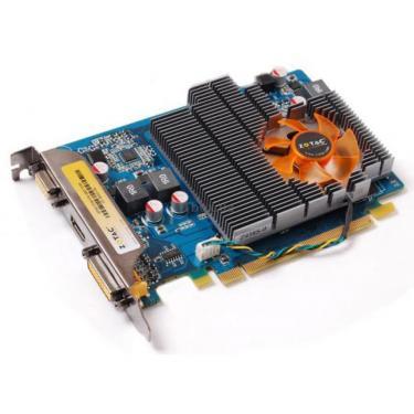 Видеокарта ZOTAC GeForce GT240 1024Mb Фото 1