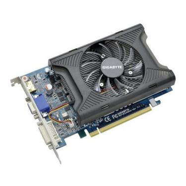 Видеокарта GIGABYTE GeForce GT220 1024Mb Фото 1