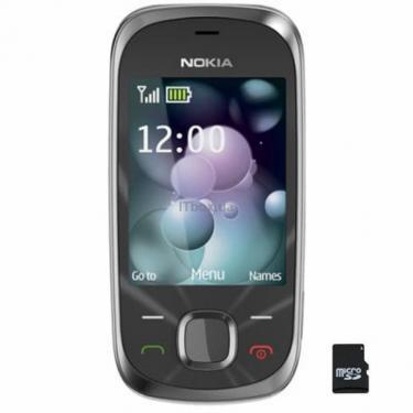 Мобильный телефон Nokia 7230 Graphite Фото 1