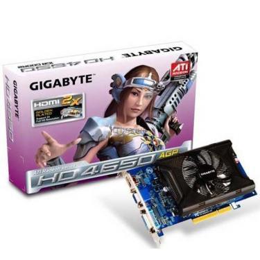 Видеокарта GIGABYTE Radeon HD 4650 1024Mb Фото 1