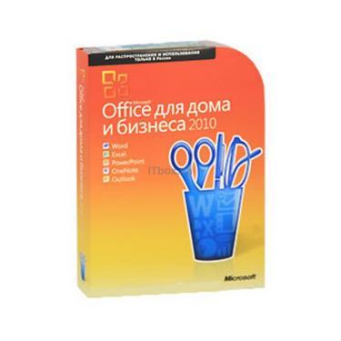 Программная продукция Microsoft Office 2010 Фото