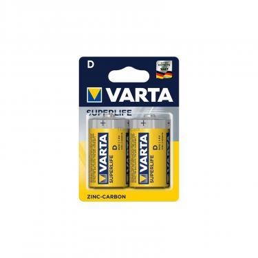 Батарейка Varta D Suprelife * 2 Фото