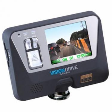 Видеорегистратор VisionDrive Vision Drive VD-9000 HDS Фото 1