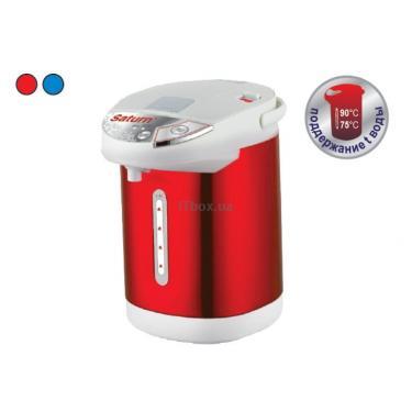 Электрочайник SATURN ST-EK0031 Red Фото 1