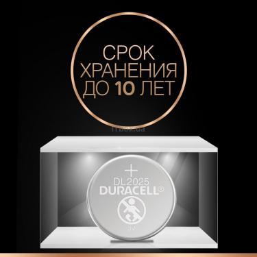 Батарейка Duracell CR 2025 / DL 2025 * 1 Фото 3