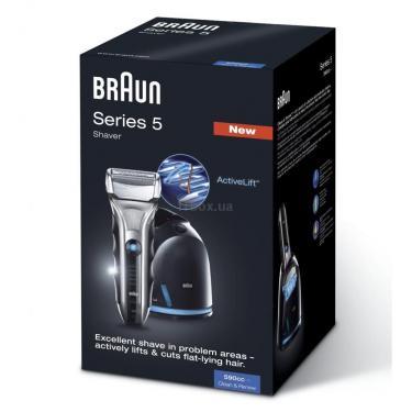 Электробритва BRAUN 590cc Series 5 Фото 4